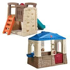 backyard basics combo kids toy combo step2