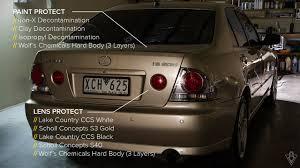 lexus gold 2005 lexus is200 gxe10r sports luxury crystal gold car