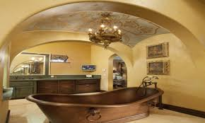 luxury bathtubs freestanding tuscan bathroom idea tuscan master