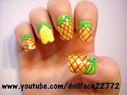 15 simple summer fruit nail designs u2013 home manicure u0026 pedicure new