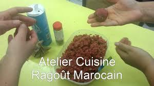 cours de cuisine marocaine atelier cuisine marocaine