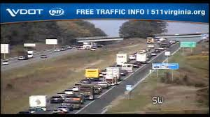 511 Org Traffic Map Update Crash Cleared On I 64 In Augusta County