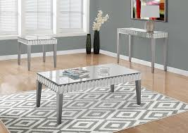 silver mirrored coffee table mirrored coffee table archives furtado furniture