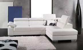 canape cuir blanc angle canapé d angle cuir oviedo blanc canapé cuir blanc 5 places