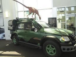 jurassic park car mercedes mercedes benz g class in upcoming jurassic world movie germancarforum