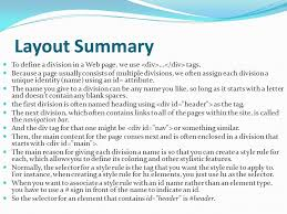 html review ppt download