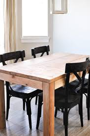 modern farmhouse dining room table cherished bliss