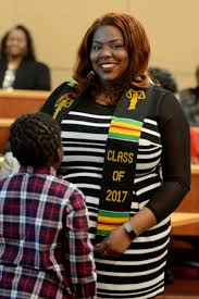kente stole elon hosts inaugural kente stole donning ceremony
