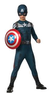 kids captain america winter soldier boys costume 23 99 the
