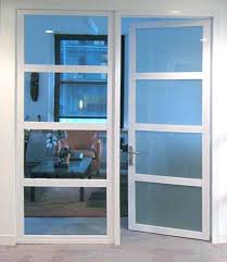 home office doors with glass glass home office doors office swing doors home office bookcase with