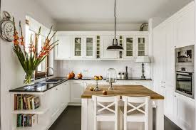classic modern kitchen designs the elegant simplicity of a timeless contemporary white kitchen