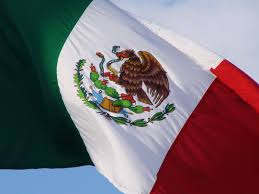 free mexican flag 2 closeup stock photo freeimages com