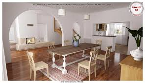 Landes Dining Room Purchase House 10 Rooms 272 Sq M Vitre Stéphane Plaza Immobilier