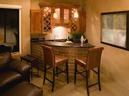 basement wet bar corner