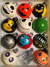 ornaments the nightmare before ornaments diy