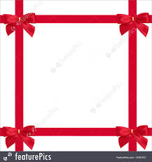 templates ribbons and bows stock picture i2491912 at