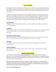 Posting Your Resume Online by Online Job Boards Networking And Social Sites