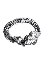 cobra bracelet images Stainless steel cobra bracelet bomberg jpg