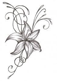 Big Flower Tattoos On - flower designs for tattoos big l tattoomagz
