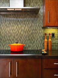 kitchen light blue backsplash tile installing glass tile
