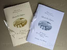 wedding ceremony booklet wedding ceremony booklets congratulations ie supply wedding