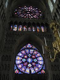reims cathedral interior 6 vitral gothic art pinterest