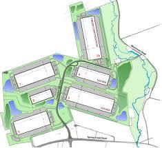 site plans liberty business center