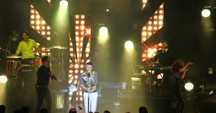 floor mounted stage lighting guy sebastian will be touring australia again vuepix