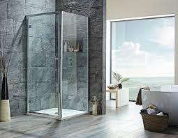 Infold Shower Doors Shower Enclosures Scudo Bathrooms