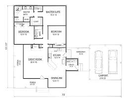 creekpoint country ranch home plan 069d 0098 house plans and more