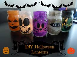 diy halloween lanterns youtube