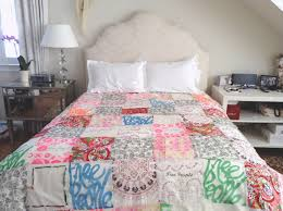 How To Make Duvet Covers Diy Duvet Cover Made Of Free People Bags