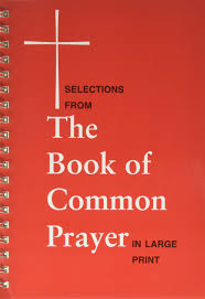 large print books for elderly selections from the book of common prayer in large print church
