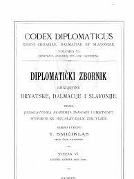 ladario anni 60 codex diplomaticus vi