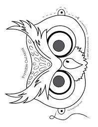 12 free printable animal masks templates images