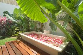 outdoor bathtub extraordinary outdoor modern bathtub design ideas and engaging