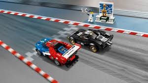 lego ford 2016 ford gt and 1966 ford gt40 75881 products speed champions