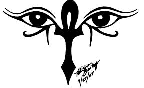 eye of ra ankh and eye of horus ideas