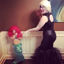ursula costume crafts diy parenting activites and more paint covered kids