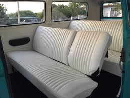 volkswagen kombi interior 1975 vw kombi late bay window model turquoise 2l rhd