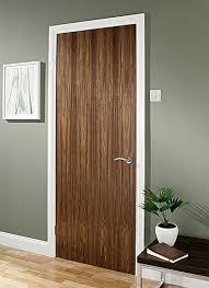 Exterior Flush Door Options For Gates Hac0