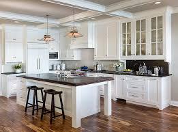 Soapstone KItchen Island Contemporary Kitchen Hickman Design - Soapstone backsplash
