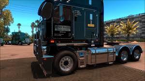 kenworth service truck american truck simulator kenworth k200 service 0032 youtube