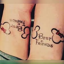 best friend tattoo ideas 100 unique best friend tattoos with