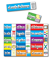 How To Say Thanksgiving In Spanish Print Rich Classroom Labels Spanish Bulletin Board Set Grade Pk 8