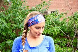 where to buy headbands buy 2 get 1 free headband pink blue paisley fitness