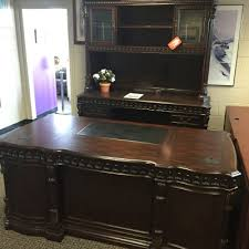 Hon Desk Hutch Hon Desk With Right Hand Return Anso Office Furniture
