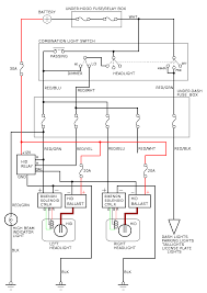 h4 9007 hid relay installation instructions