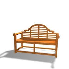 3d Bench Bench 3d Model Cgstudio