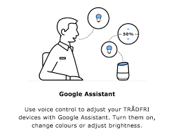 smart lights google home ikea trådfri smart lights can now be controlled from google home and